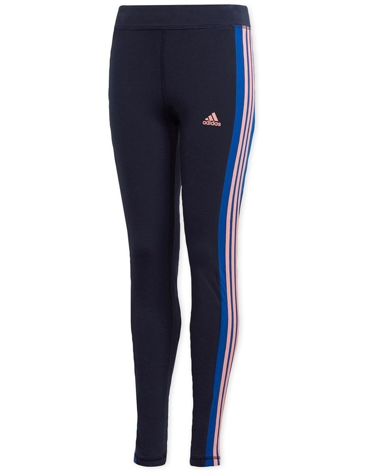 Young Girls 3 Stripes Tight image 2