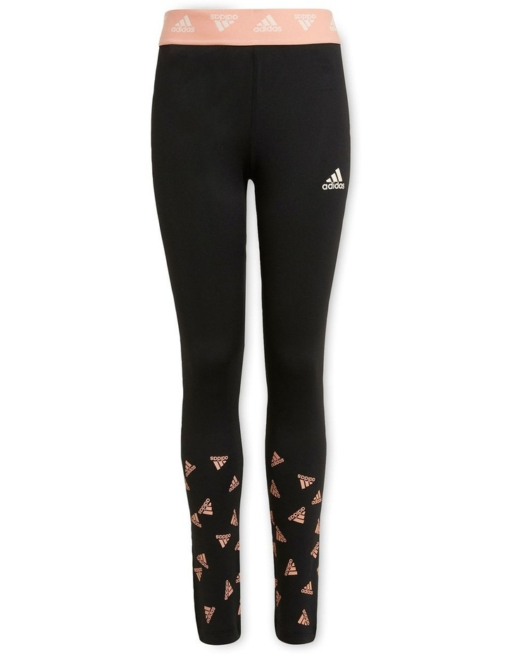 Aeroready Up2Move Cotton Touch Training Stretch Leggings image 1