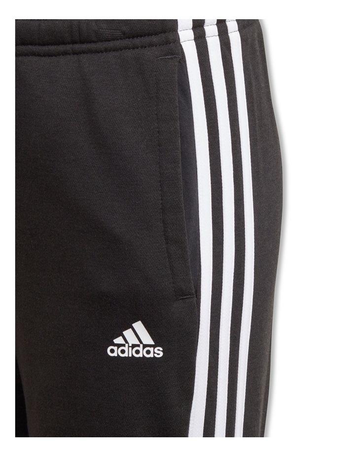 Girls Essentials 3 Stripes Ft Pant image 3
