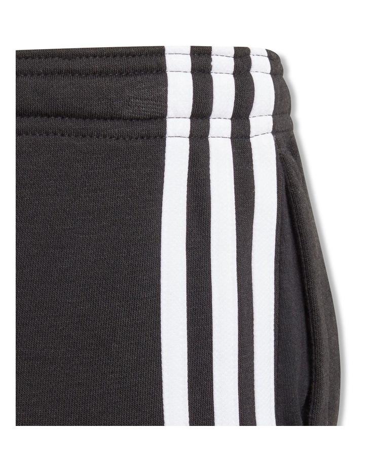 Girls Essentials 3 Stripes Ft Pant image 4