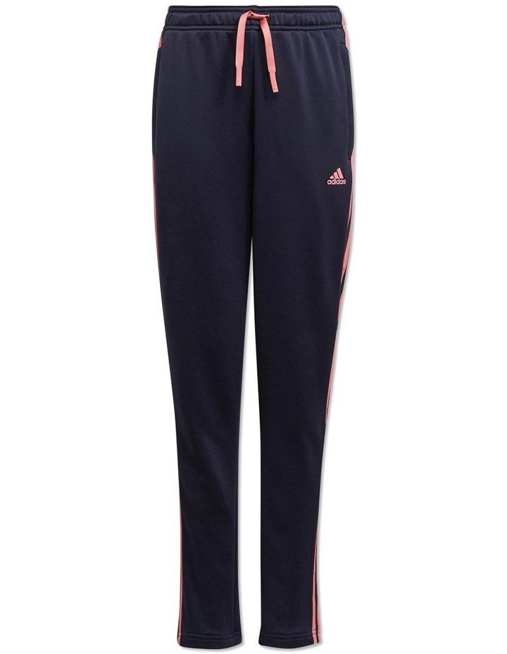 Girls D2M 3 Stripes Pants Navy image 1