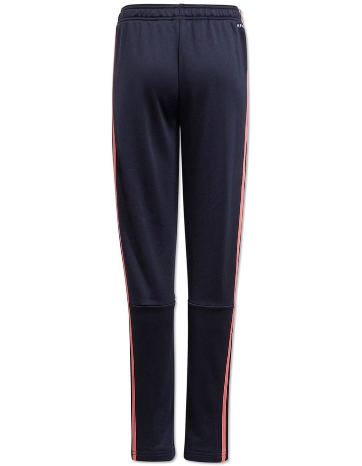 Girls D2M 3 Stripes Pants Navy image 2