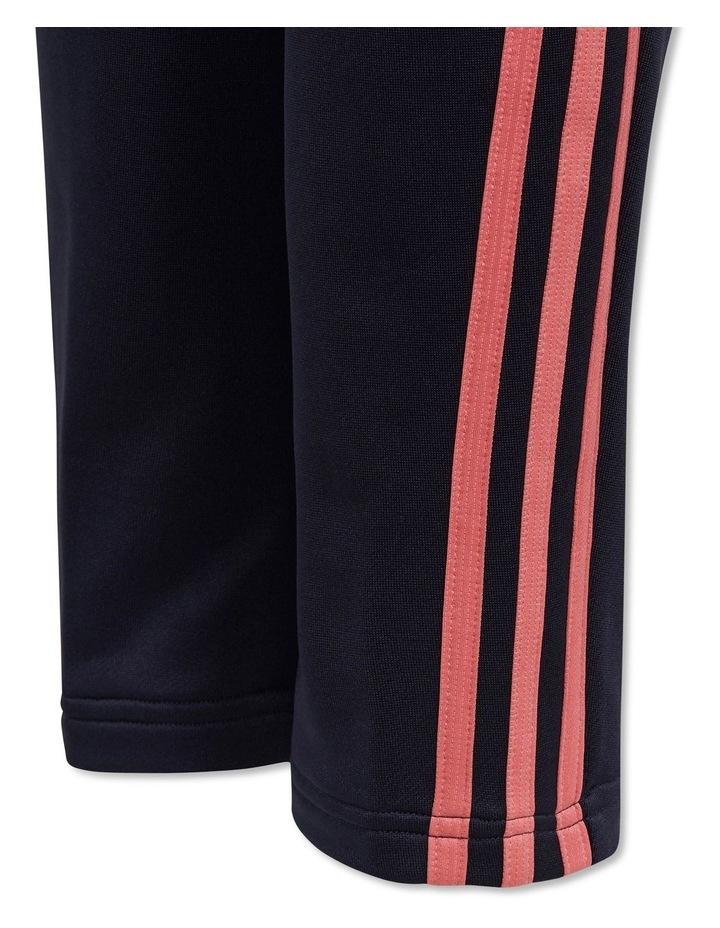 Girls D2M 3 Stripes Pants Navy image 4