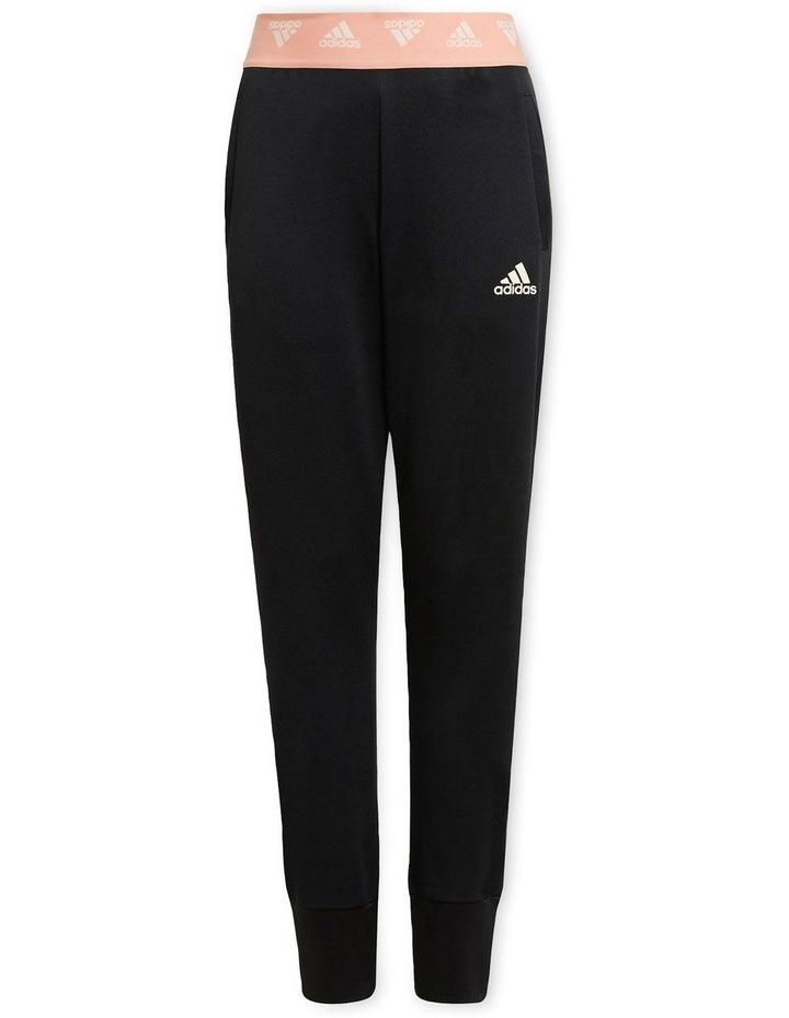 Girls Up2MV Aeroready Pants Black image 1