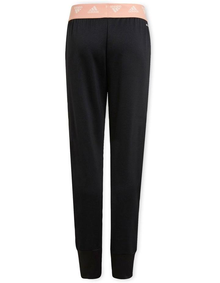 Girls Up2MV Aeroready Pants Black image 2