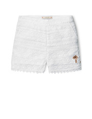 SCOTCH R'BELLE - Panelled Lace Shorts
