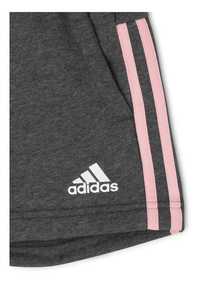 Essentials 3-Stripes Mid Shorts image 2