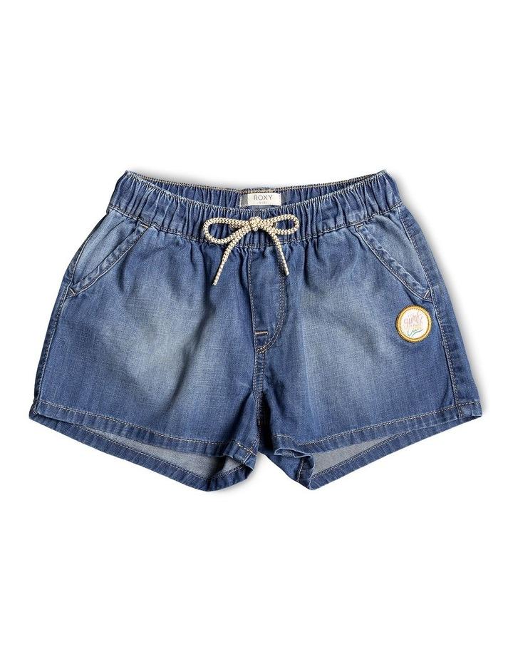 Honey Sunday Denim Shorts image 1