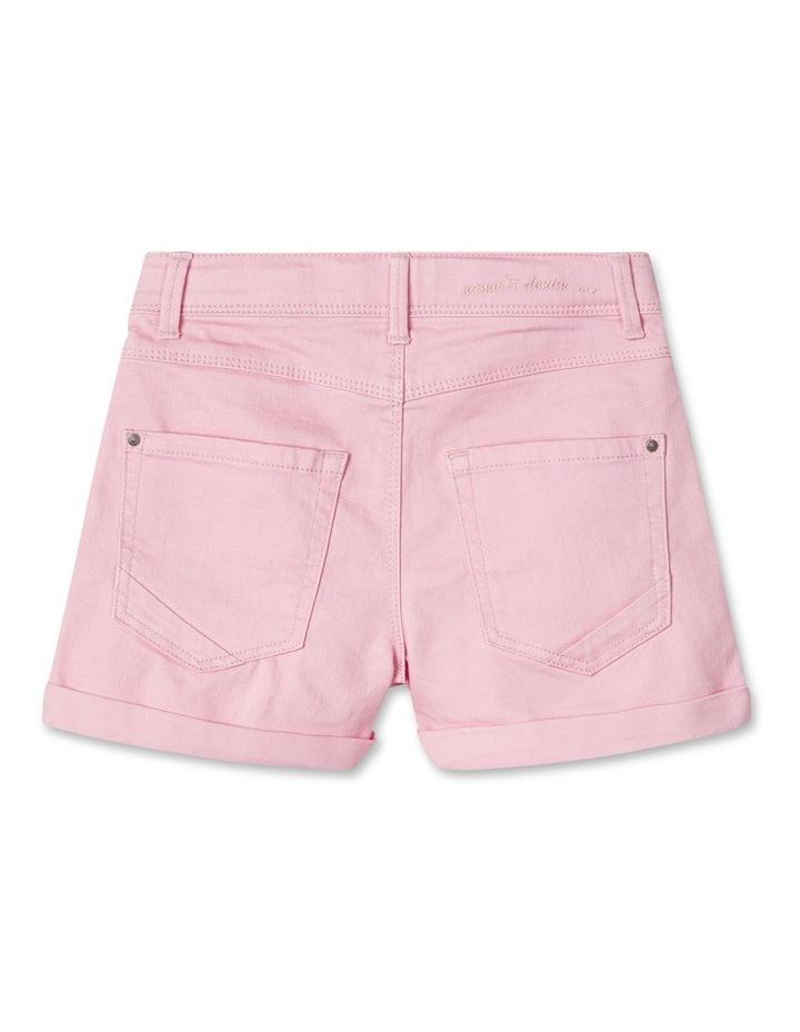 Rose Mom High-Waist Shorts image 3