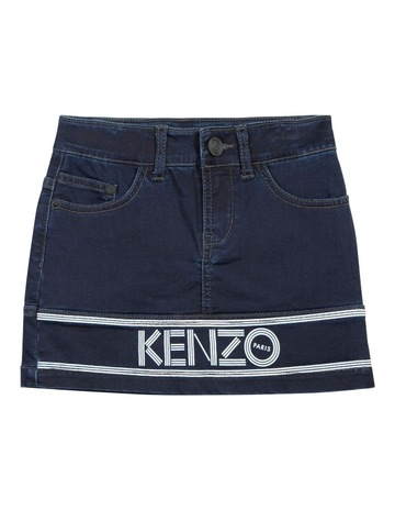 b22b2149 Limited stock. KenzoGirls Logo Print Denim ...