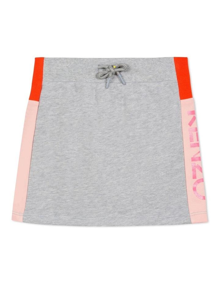 Logo Print Skirt - Gwenola (Size 8-12) image 1