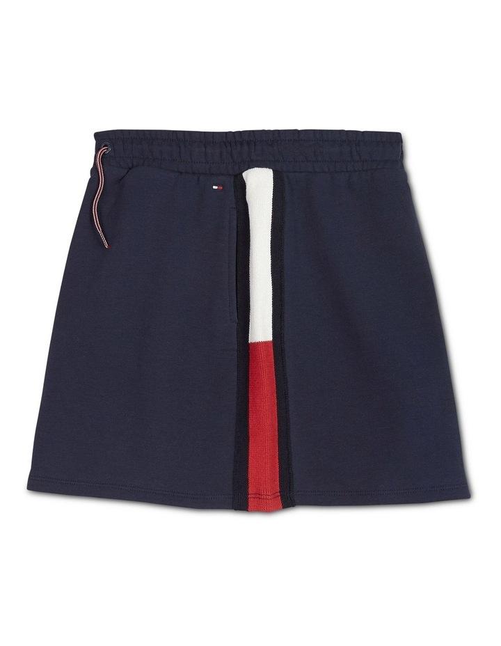 Rib Knit Panel Skirt image 3