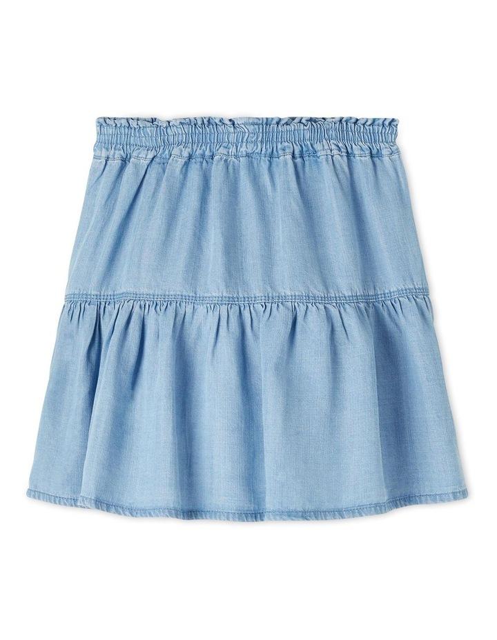 Becky Denim Skirt image 3