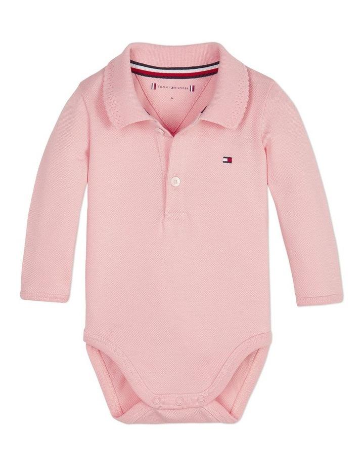 Baby Polo Bodysuit Gift Box image 1