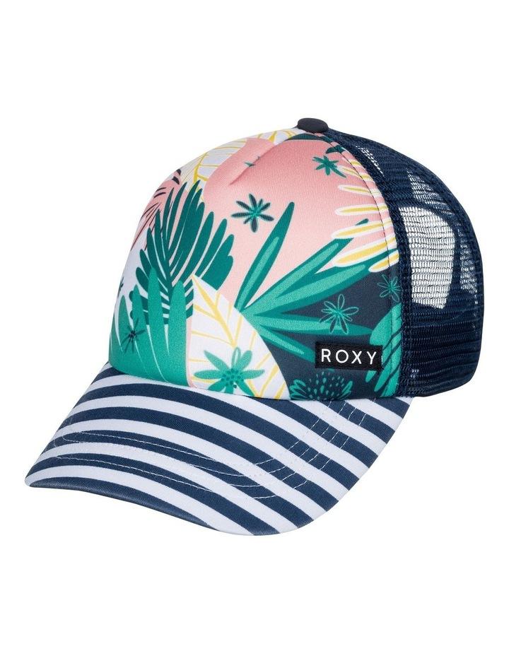 Honey Coconut Trucker Hat image 1