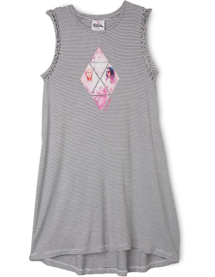 Neon Diamond Dress image 1
