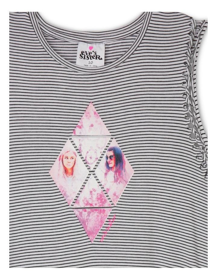 Neon Diamond Dress image 2