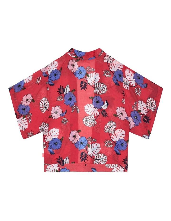 Tropical Vibes Kimono image 2