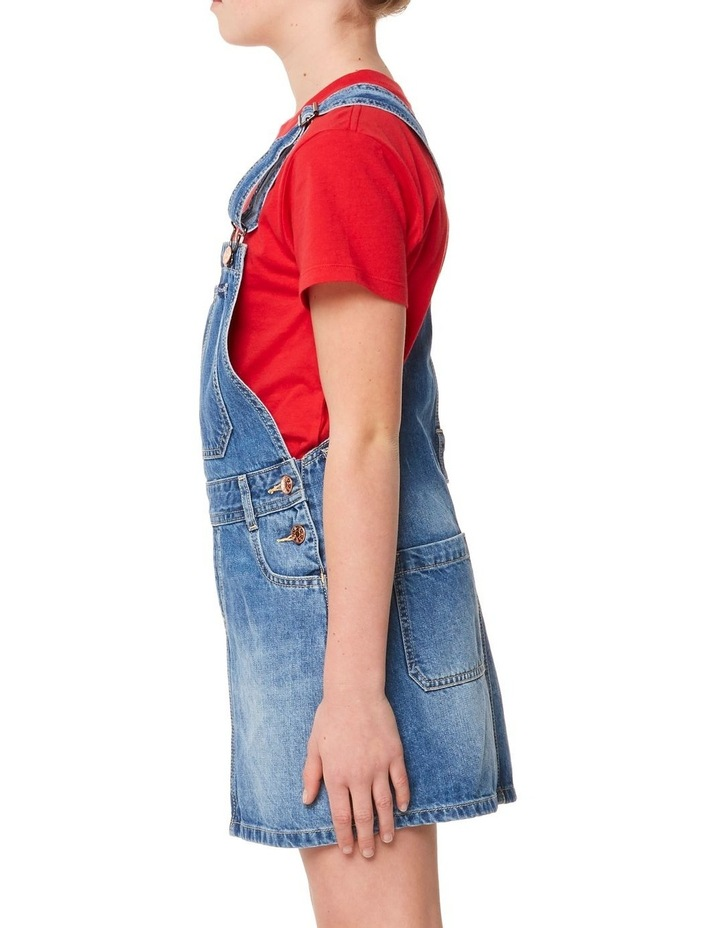 Utility Dungaree Dress image 2
