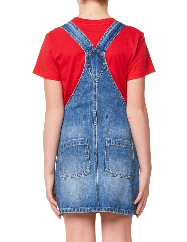 Utility Dungaree Dress image 3