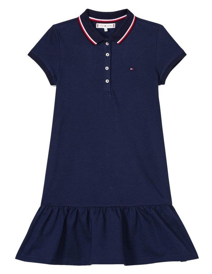Girls 8-16 Essential Polo Dress image 1