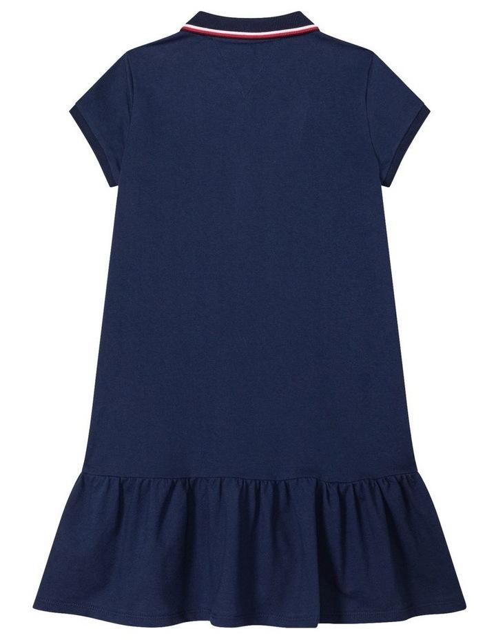 Girls 8-16 Essential Polo Dress image 2