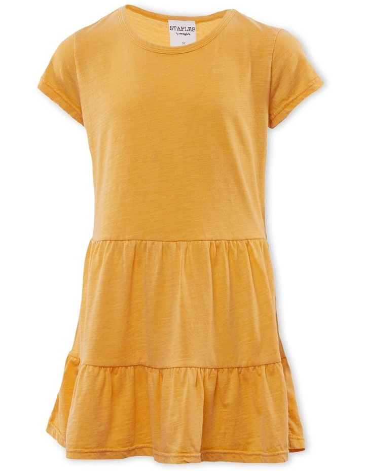 Beach Dress 8-16 Butter image 1