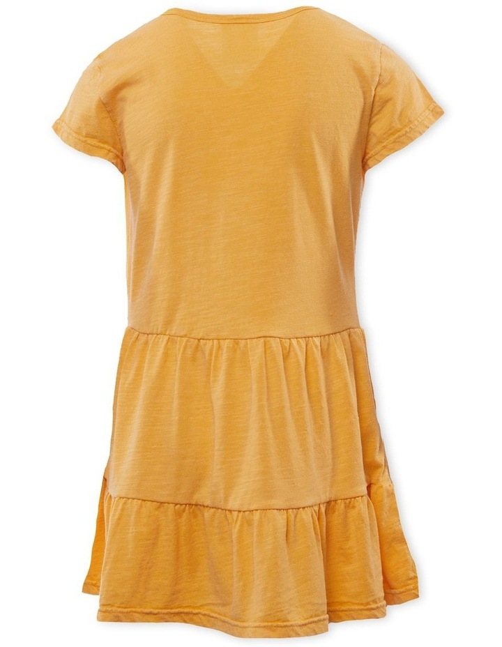 Beach Dress 8-16 Butter image 2