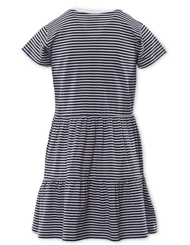 Stripe Beach Dress 8-16 image 2
