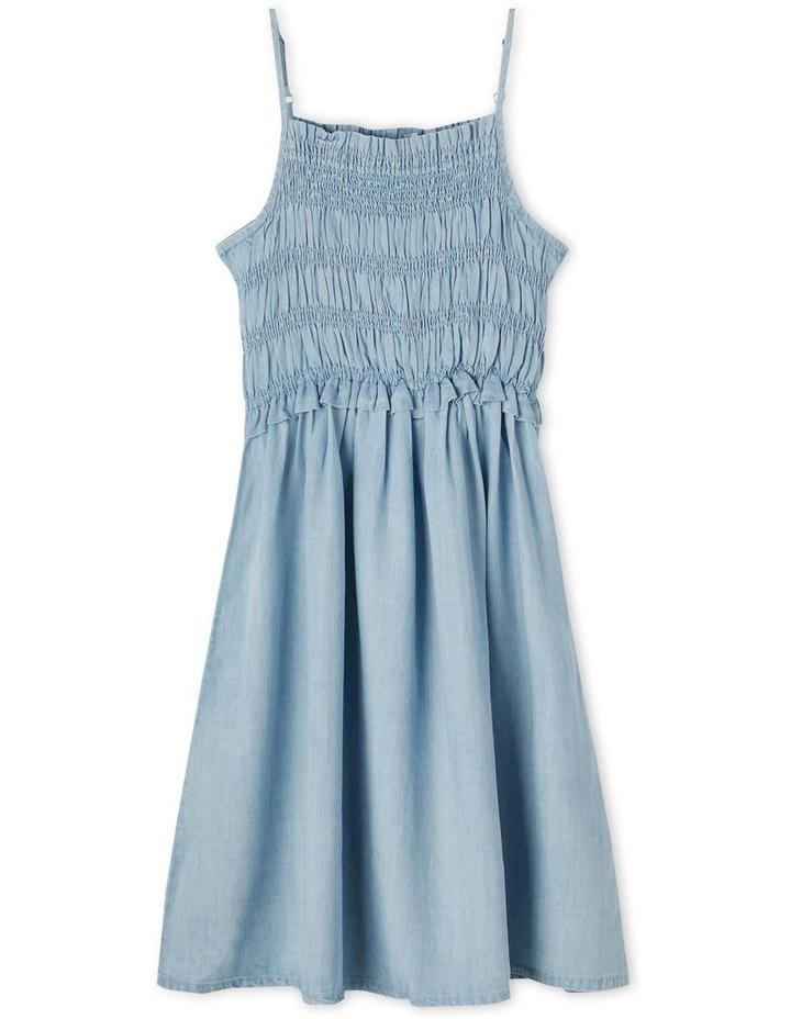 Batanja Denim Dress image 1
