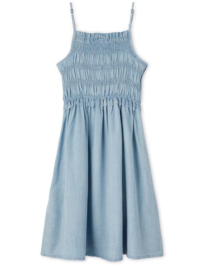 Batanja Denim Dress image 3