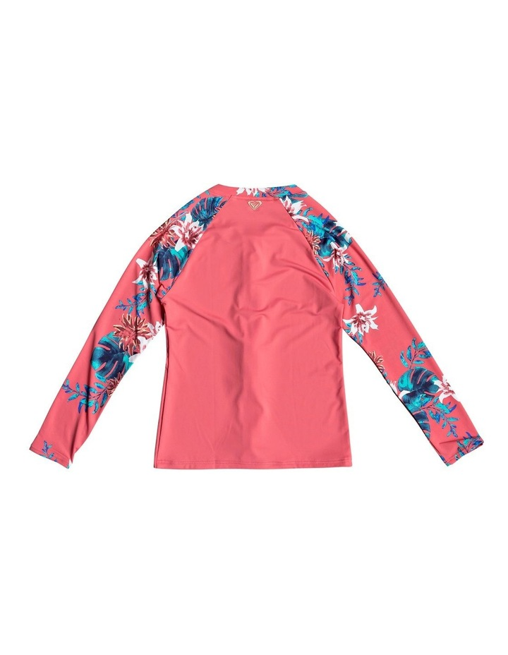 Roxy Day Dream - Long Sleeve Upf 50 Rash Vest image 2
