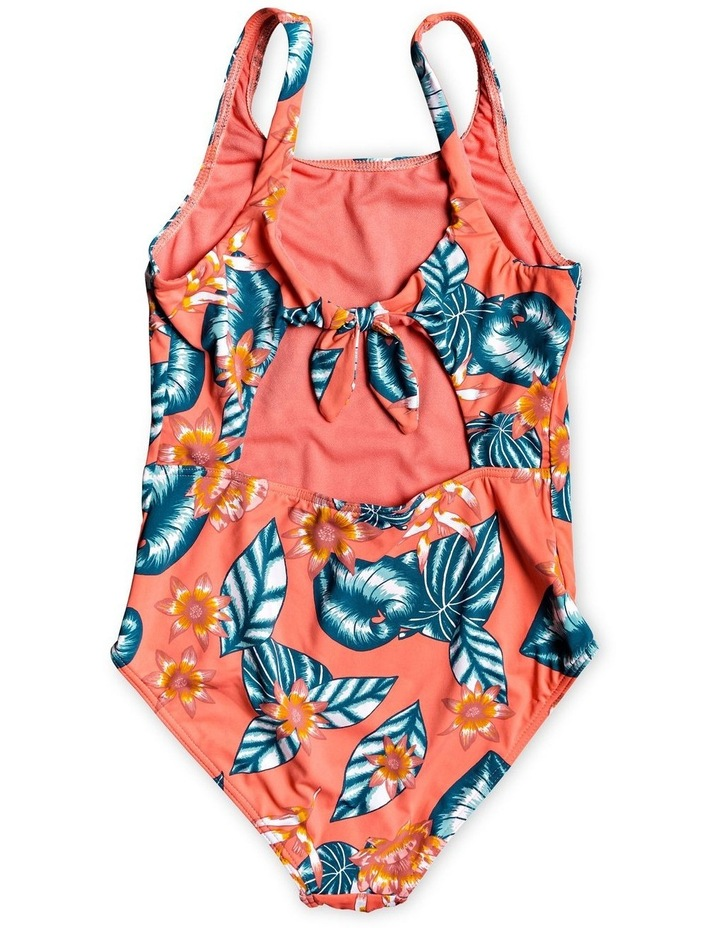 Floral Time One-Piece Swimsuit image 2