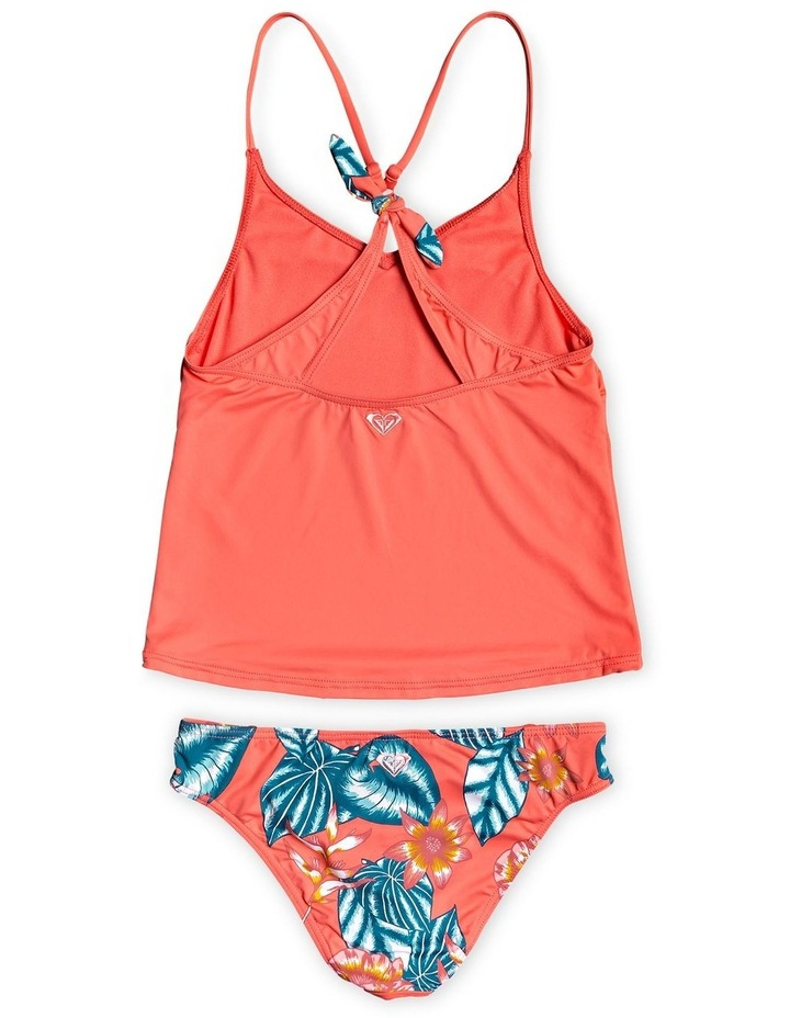 Floral Time Tankini Bikini Set image 2