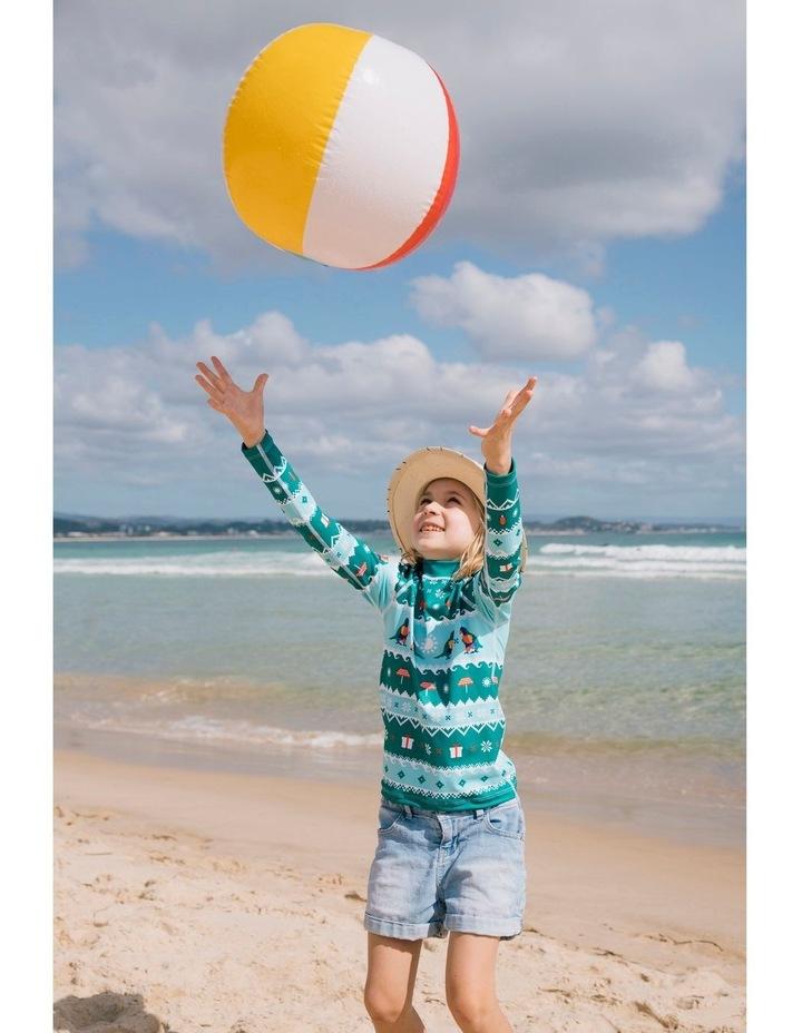 Unisex Kids Lorikeet Rashie image 6