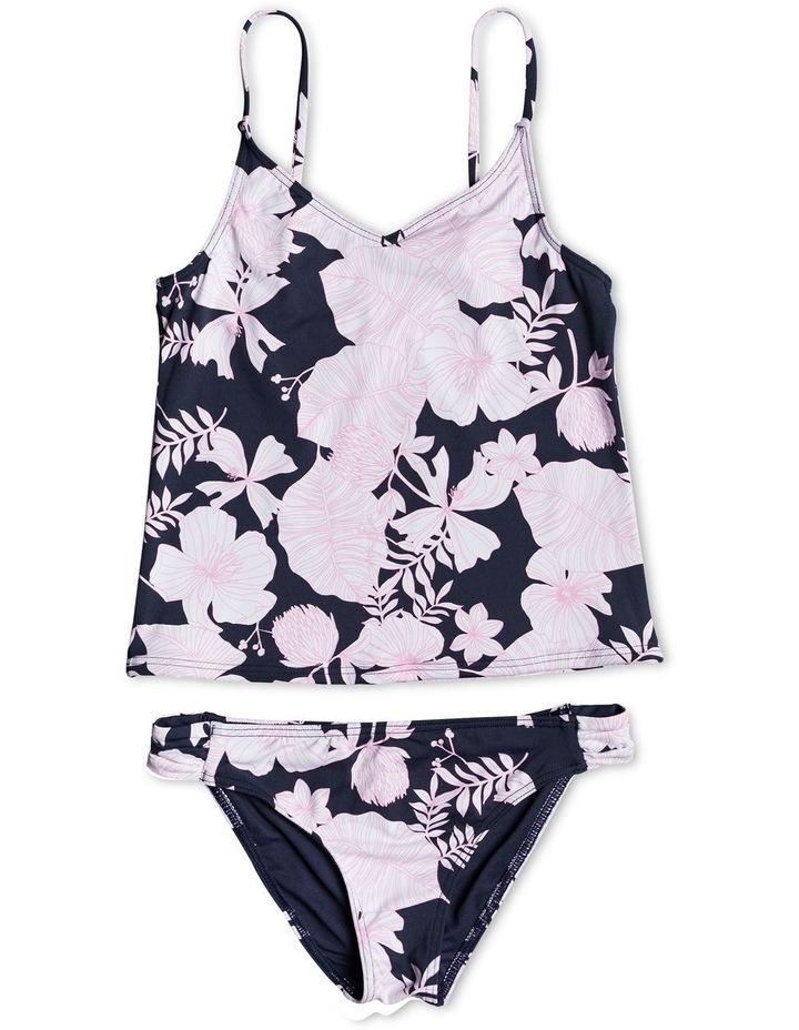 Wild Flowers - Tankini Bikini Set image 1