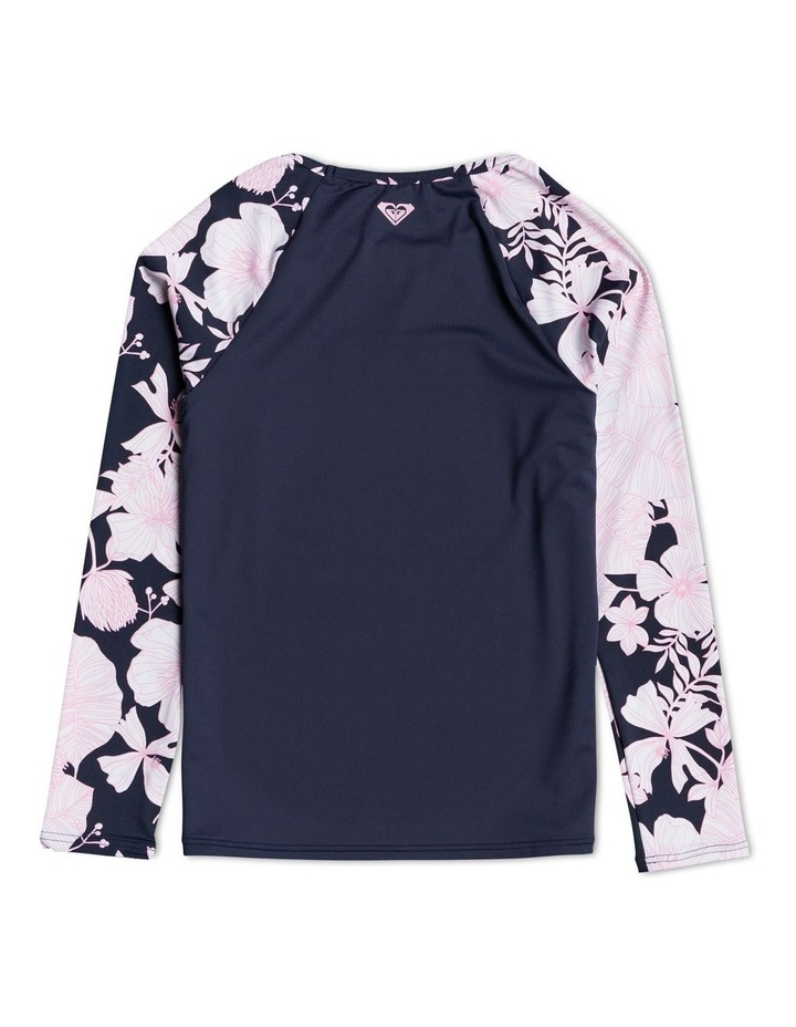 Wild Flowers - Long Sleeve UPF 50 Rash Vest image 2