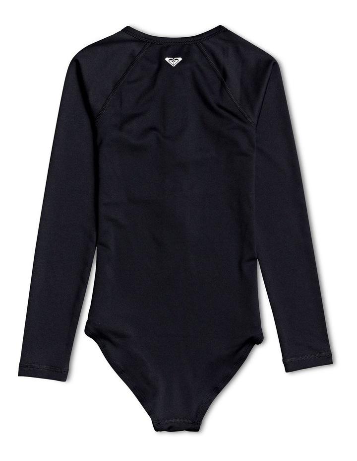 Beach Classics - Long Sleeve Zipped UPF 50 One-Piece image 2