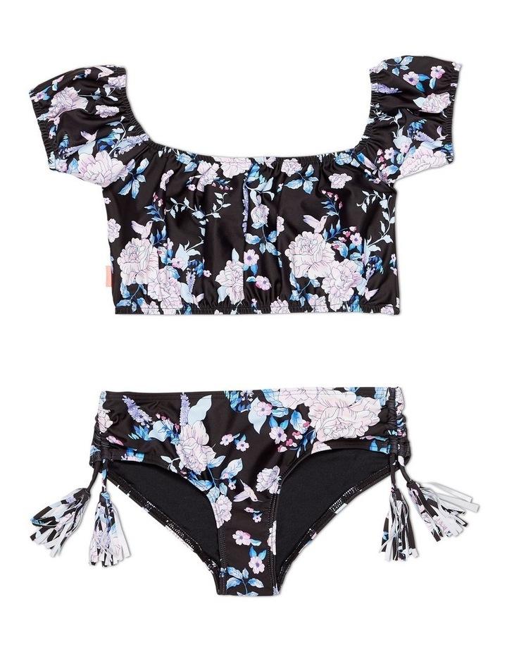 Luna Love Floral Blouson Tankini Set image 2