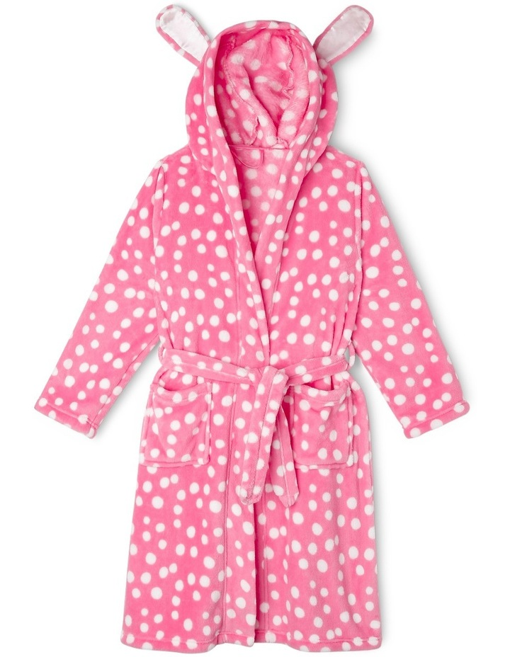 Pink Spot Bunny Gown image 1