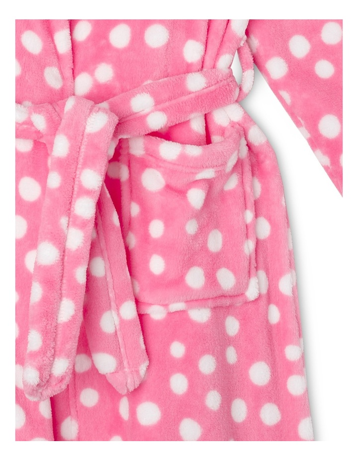 Pink Spot Bunny Gown image 3