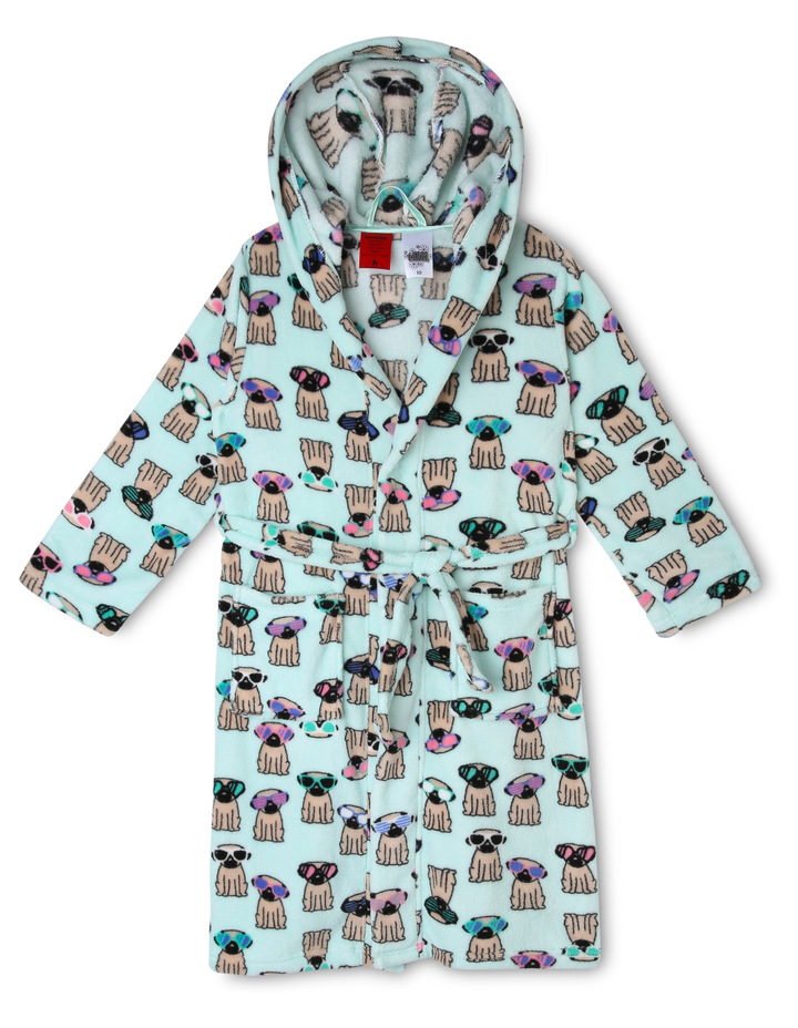 Lots of Cool Pugs Gown image 1