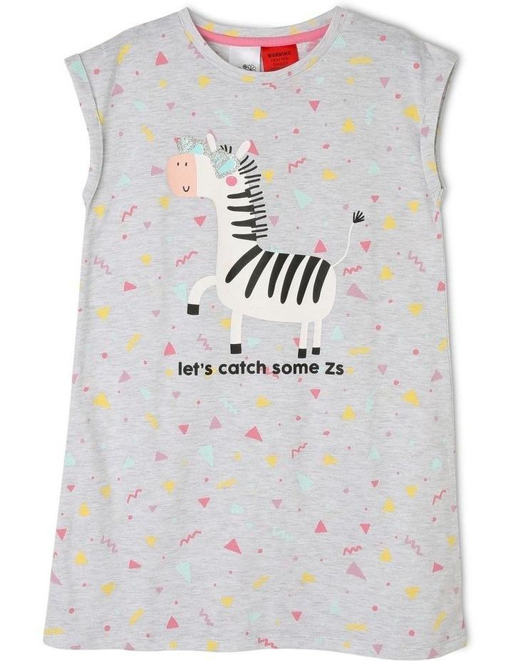 Confetti Zebra Nightie image 1