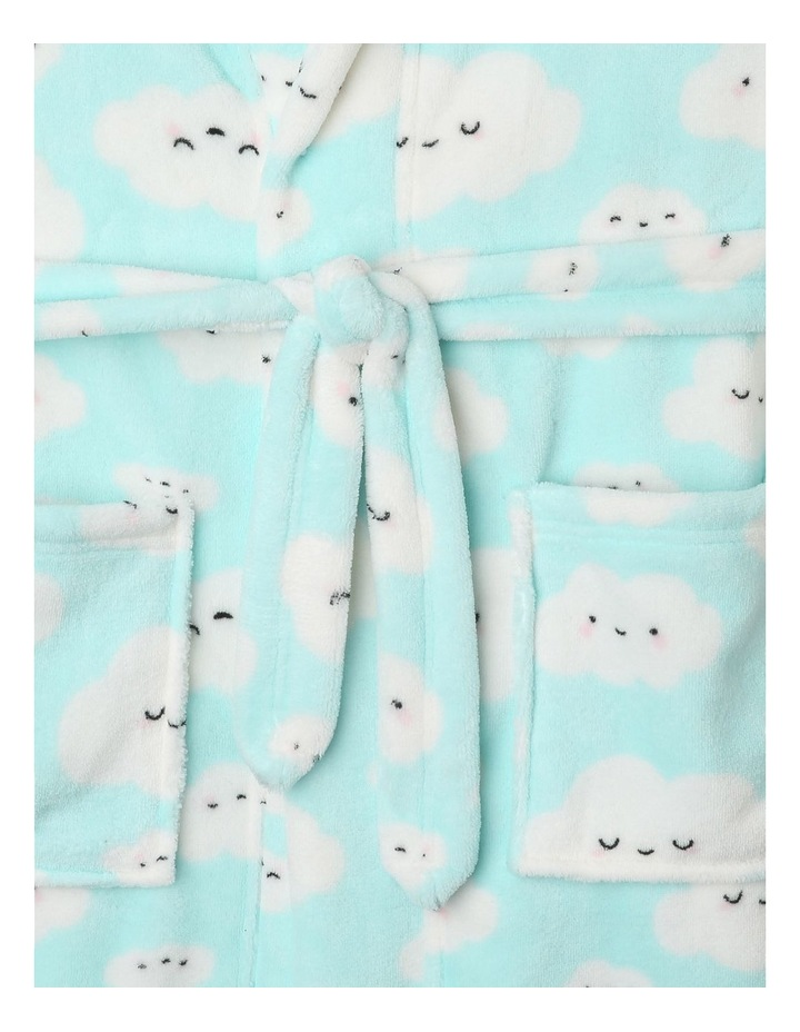 Cloud Print Gown image 2