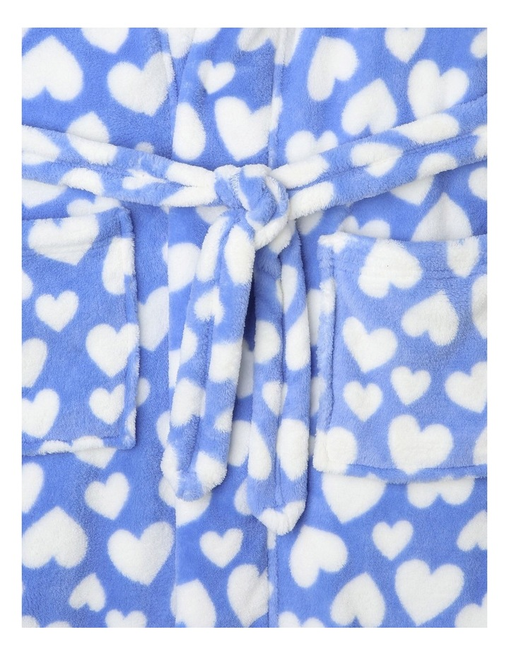 Heart Print Gown image 2