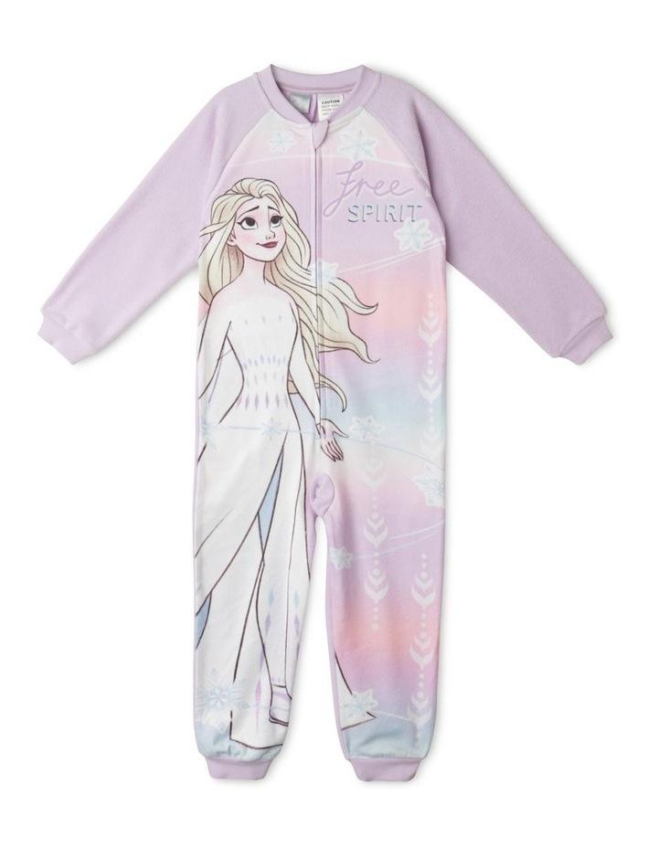 Elsa Frozen Onesie image 1