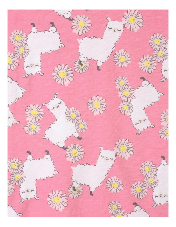 Llama Nightie Pink image 3