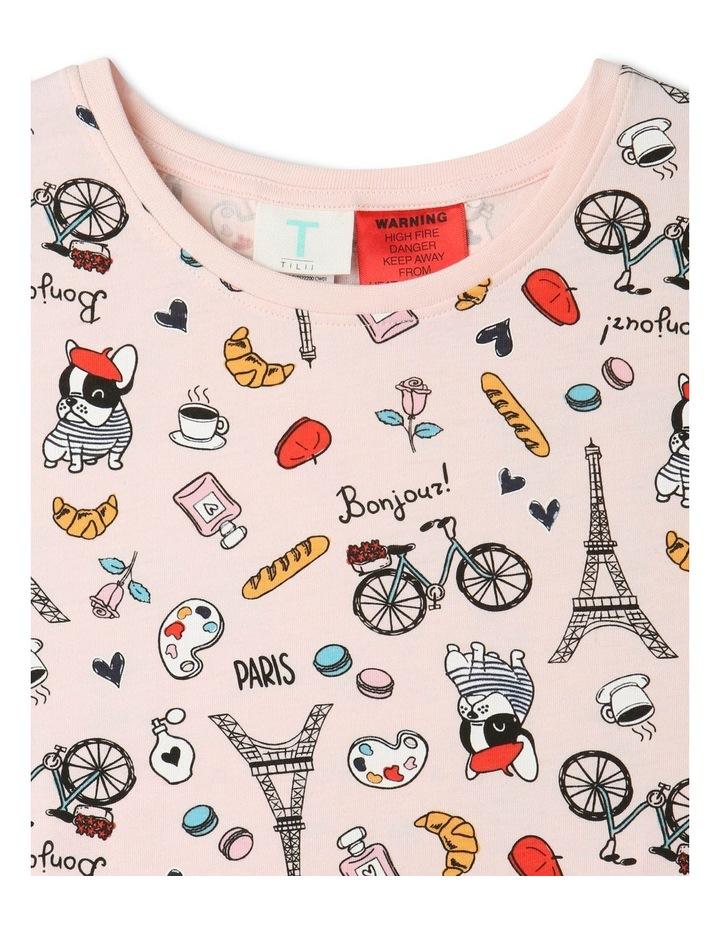 Paris Dreamland Nightie Blush image 2