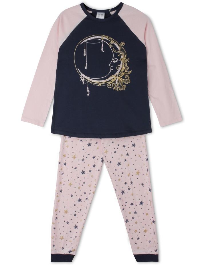 Midnight Moon And Stars Pyjama image 1