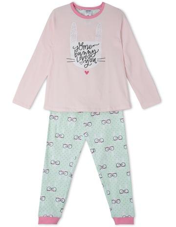 e111686040 Tilii Bunny Loves You Pyjama